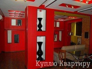 Продам VIP квартиру 76 кв.м. м.Студенческая з меблями і дорогим ремонтом