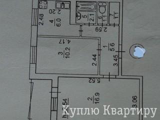 Продам 2к.квартиру Оболонськийпр-т(м.Мінська)