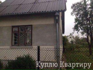 Продам дачну ділянку пл.4 сотки з 2 будівлями в с.Кожичі (Рясне - Руське)