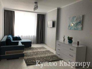 Оренда квартири в новобудові на вул. Кн. Ольги (Грінвіль). 2кім+студія