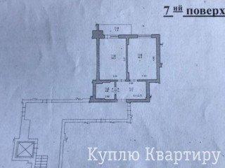1-к новобудова на вул. Тернопільська здана з документами
