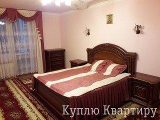 Оренда 3кім.квартири на вул. Остроградських. Новобудова