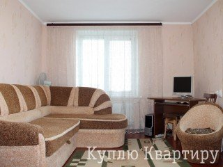 Двокімнатна квартира з автономним опаленням