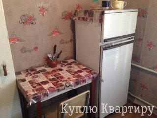 Продам 1-кімн. кв. в Дніпродзержинську, р-н ж/д Вокзала, вул. Миру