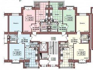 """1-кім квартира в ЖК """"AUroom"""""""