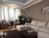 Квартира люкс з видом на місто та Дніпро