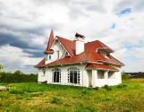 Продаж добротного, якісного побудованого будинку з власним ставком!