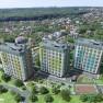 1 кім. квартира. 37,36 м2, Личаківський р-н. Львів. ЖК Щасливий