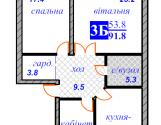 Новий ЖК «Почаївський-3» клубного типу, закрита територія