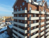 Квартира-студия 28 м2 с видом  на площадь Конституции