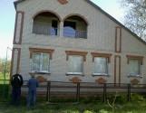 Прдам будинок без внутрiшнiх робiт с земельною дiлянкою