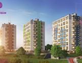 Продаж 3 кім. квартири 76,56 м2, Личаківський р-н. ЖК Щасливий