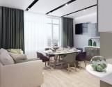 4-кімнатна двоярусна квартира у Борисполі 110 м2 комфорт класу