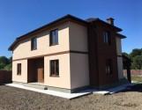 Продам дом 200м²  с озером в Рославичах, участок 27 соток!