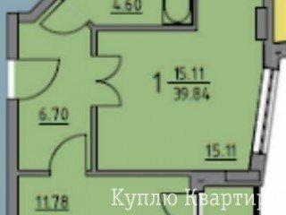 1-кім квартира в новобудові на вул. Вулецька СУПЕРЦІНА