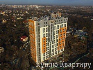 2 кім. квартира. 66,97 м2, Личаківський р-н. Львів. ЖК Щасливий