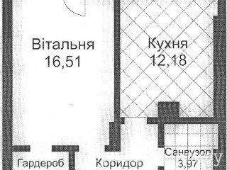 !CУПЕР ЦІНА від ІНВЕСТОРА. 1-кім. Ближній центр (1км).