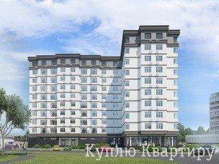 Шикарна 4-кімнатна двоярусна квартира у Борисполі 110 м2