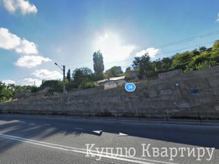 Продается участок, в центре Севастополя с строением