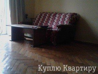 Продаж 4х кімн. сталінки біля парку Глоби