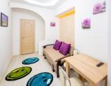 Стильная квартира в центре Львова на 4х человек.