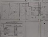 Квартира (мансарда) 2 кім+, в стадії ремонту, поруч парк 72 м.кв,  60 тис