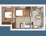 ЖК озерний в Ірпені 2-х кімнатна квартира