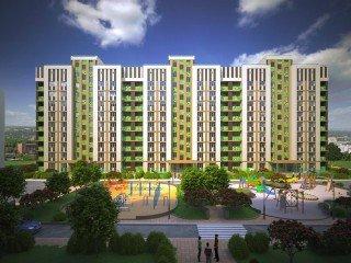 """3-к квартира у новобудові ЖК """"Garden Sky"""""""