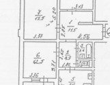 3-кімн.  кв-ра по  бульвару  Івана Лепсе (Вацлава  Гавела), 38-в