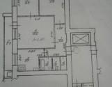 Ціна вниз! 3-к квартира в цеглі у Франківському районі