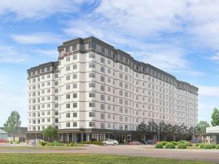 7-ми-кімнатна двоярусна квартира у Борисполі 142 м2 за розумний кошт