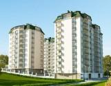 Продається 1-но кімн. квартира, 43,2 м.кв., в новобудові.