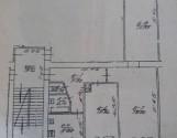 3-кім квартира на вул. Петлюри, цегляний будинок