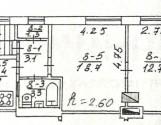 2-кімнатна квартира біля Шевченківського гаю