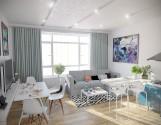 1-кімнатна квартира у Борисполі 45 м2 за прийнятною ціною