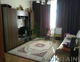 1 комнатная квартира с большой площадью в кирпичном доме на Заболотного