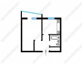 Однокімнатна квартира на Шулявці